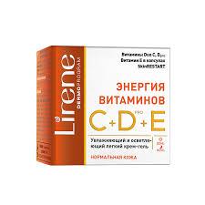 Энергия витаминов <b>Увлажняющий и осветляющий</b> крем-гель ...