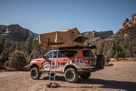 <b>Nissan Armada</b> 'Mountain Patrol' social media-built project vehicle ...