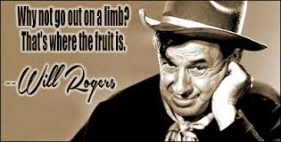 Will Rogers via Relatably.com