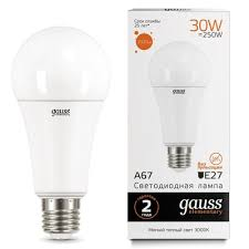 Светодиодная <b>лампа GAUSS 73219</b> - купить светодиодную ...