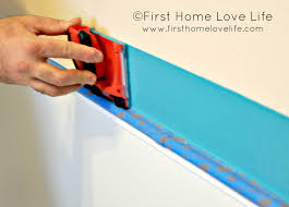 painting perfectly painted walls first home love life cuttingwalls