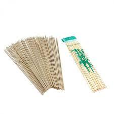 <b>Шампуры бамбуковые 30 см</b>, 100 шт