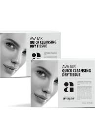 Quick cleansing dry tissue - Сухие <b>салфетки для демакияжа и</b> ...