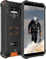 <b>OUKITEL WP5 Pro</b> (2020) Rugged Smartphone, <b>4G</b> Dual SIM IP68 ...