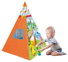 Купить <b>PLAY SMART</b> Игровой <b>домик</b> - <b>палатка</b> Складной вигвам ...