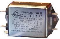DL-10T1, 10 А, <b>Сетевой фильтр</b> | купить в розницу и оптом