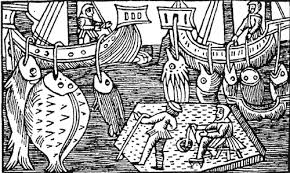 Image result for medieval drift nets