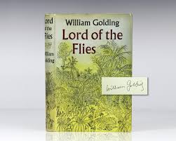 lord of the flies william golding first edition signed 3089