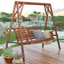 Wooden porch swings | Садовые <b>качели</b> из дерева: лучшие ...