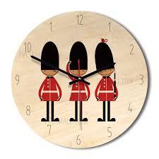 <b>Retro</b> Style Solid <b>Wood Wall Clock</b> Creative Clock Home Decor Wall ...