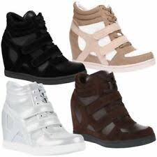 <b>Wedge Athletic Shoes</b> for <b>Women</b> for sale | eBay