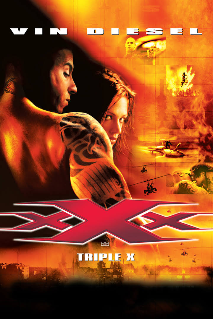xXx (2002) Dual Audio {Hindi-English} 480p | 720p