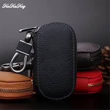 <b>Car</b> logo <b>Key</b> Bag Wallets Holder For Ferrari Men Women Black ...