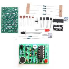 <b>3pcs DIY Electronic Kit</b> Electronic Candle Making Kit Ignite Blow ...