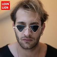 LeonLion Fashion Retro Sunglasses <b>Men</b> Glasses <b>Men</b>/Women ...