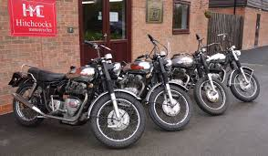 Royal Enfield - Hitchcocks <b>Motorcycles</b> - Spare parts for Bullets