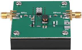 1Pc 433MHz RF <b>Power</b> Amplifier DC 5-<b>7.2V</b> 1-2A <b>Remote Control</b> ...