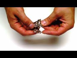 <b>Set of 5</b> Metal Puzzle Solutions - YouTube