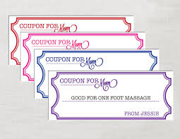 coupon template printable sample letter of intent job word coupon template