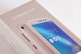 Обзор <b>смартфона ASUS ZenFone Live</b> ZB501KL 32GB