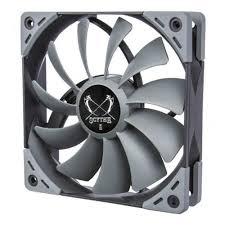 <b>Вентилятор</b> для корпуса <b>Scythe Kaze Flex</b> 120mm 300-1200 RPM ...