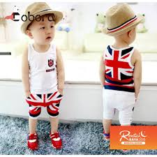 summer boys clothes kids short sleeve star letter style clothing set toddler sleeved t shirts children shorts