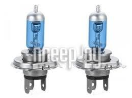 <b>Лампа AVS Atlas</b> H4 12V 60/55W 5000К (2 штуки) A78569S