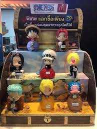 <b>One Piece meets</b> McDonald's in Thailand... - One Piece - One ...