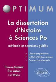 La dissertation d     histoire    Sciences po   m  thode et exercices     Editions Ellipses La dissertation d     histoire    Sciences po   m  thode et exercices