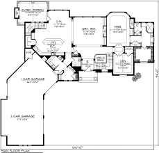 House Plan at FamilyHomePlans comFrench Country House Plan Level One