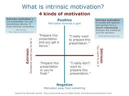 luc recap interactions in the intrinsic world trivantis kristi outlined the different types of motivation in her luc 2016 presentation