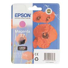 <b>Картридж EPSON</b> T1703 для <b>XP33</b>/<b>203/303 magenta</b> (о)