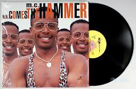 "<b>MC HAMMER</b> - Here Comes the Hammer (1990) Vinyl 12"" Single ..."