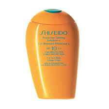 Защитная <b>эмульсия для загара</b> SPF 10 N - <b>Shiseido</b>