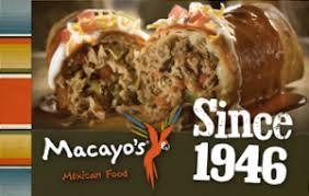Macayo Gift Cards - Macayo's Mexican Food
