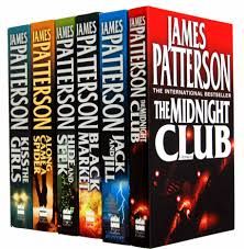 James Patterson 96 ebooks
