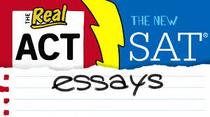 the new act essay vs the new sat essay supertutor tv the new sat essay supertutor tv