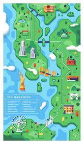 how to pick a marathon major outside online illustration matt anderson