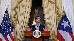 Wanda Vázquez Sworn In As Puerto Rico Governor : NPR