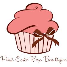 pink cake box logos pink cake box custom cakes more need