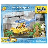 <b>Конструктор Cobi</b> The Penguins of Madagascar 26153 Вертолет ...