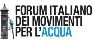 A Napoli, 7 Novembre, manifestazione della Società Civile contro il decreto Sblocca Italia. Il comunicato stampa del Forum Italiano Movimenti per l'Acqua, del Comitato No Triv, A Sud.