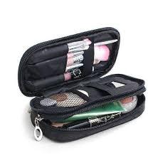 Small <b>Cosmetic</b> Bags <b>Makeup</b> Bag <b>Women Travel Toiletry</b> Bag ...
