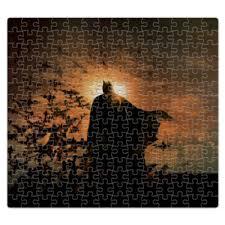 Пазл магнитный 27.4 x 30.4 (210 элементов) <b>Темный рыцарь</b> ...