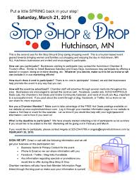 what s happening in new rc chamber insertfeb2015applicatorctce handwrevforhe 2015 expo registration form stop shop drop flier 2015