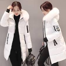 <b>OKOUFEN</b> Women <b>Fashion</b> Winter Hooded Down Cotton Cotton ...