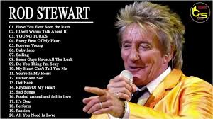 <b>Rod Stewart Greatest</b> Hits Full Album 2019 - Rod Stewart Full ...