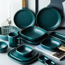 <b>Набор</b> посуды из керамики в скандинавском <b>стиле</b>, ретро ...