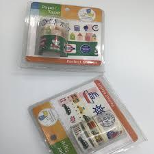 <b>3pcs</b>/<b>lot</b> New Simple Transparent DIY <b>Multifunction</b> PVC Tape ...