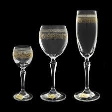 <b>Набор</b> бокалов для вина <b>Crystalex</b> as <b>рюмки клавдия</b> ...